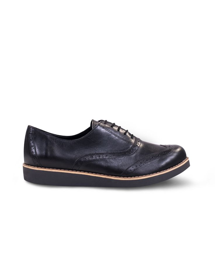 Meraki Flat Oxfords for the classics... Black