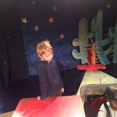 Eva Swedenmarks Värld: Min favoritbok Den lille prinsen som barnteater