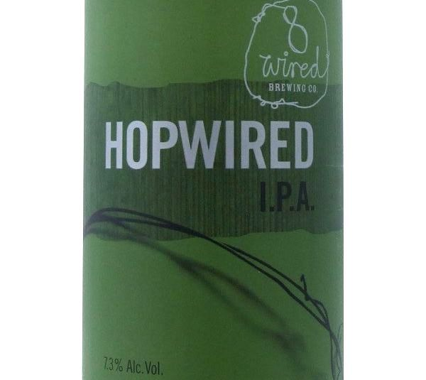 8 Wired HopWired 500ml Beer in New Zealand - http://www.importedbeer.co.nz/international-beer-nz/8-wired-hopwired-500ml-beer-in-new-zealand/ #NewZealand #imported #beer