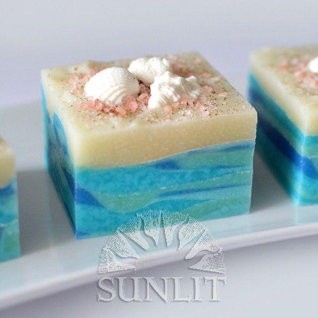 it's a beach soap