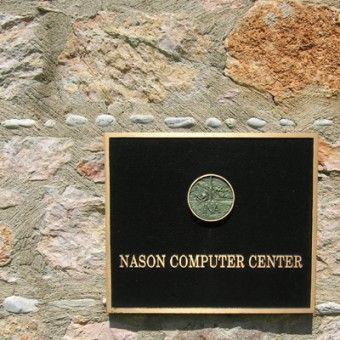 Nason Computer Center (Photo:INA).