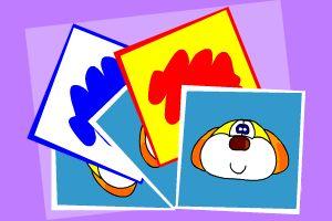 """Metti alla prova la tua memoria. Cerca le coppie di carte uguali e scopri il disegno nascosto. Premi su """"Ricomincia"""" per rimescolare le carte e iniziare da capo. In questo mazzo di carte troverai: - Arancione - Azzurro - Bianco - Blu - Giallo - Lilla - Rosa - Rosso - Verde - Viola"""