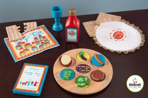 KidKraft Passover Set [Toy] MPN: 62901 by KidKraft. $39.99