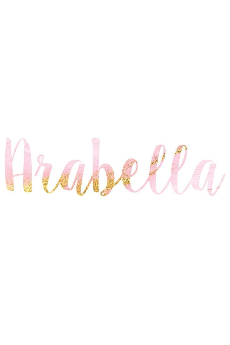 Pretty Baby Names for Girl's and More Names @ nameille.com