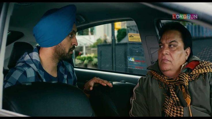awesome Punjabi Comedy Scene   India vs Pakistan   Jatt & Juliet 2