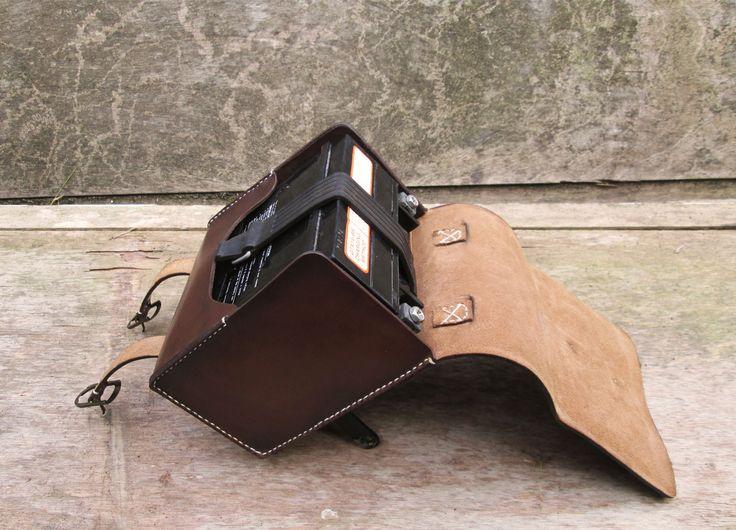 Small Leather Bag // Sousa