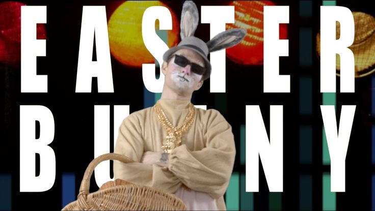 Easter Bunny Rap - Boracic Films
