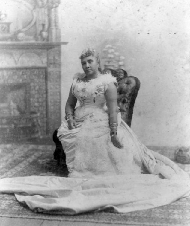 The first and last Queen of Hawaii: Tragic life of Liliuokalani, whose reign over paradise island lasted just two years