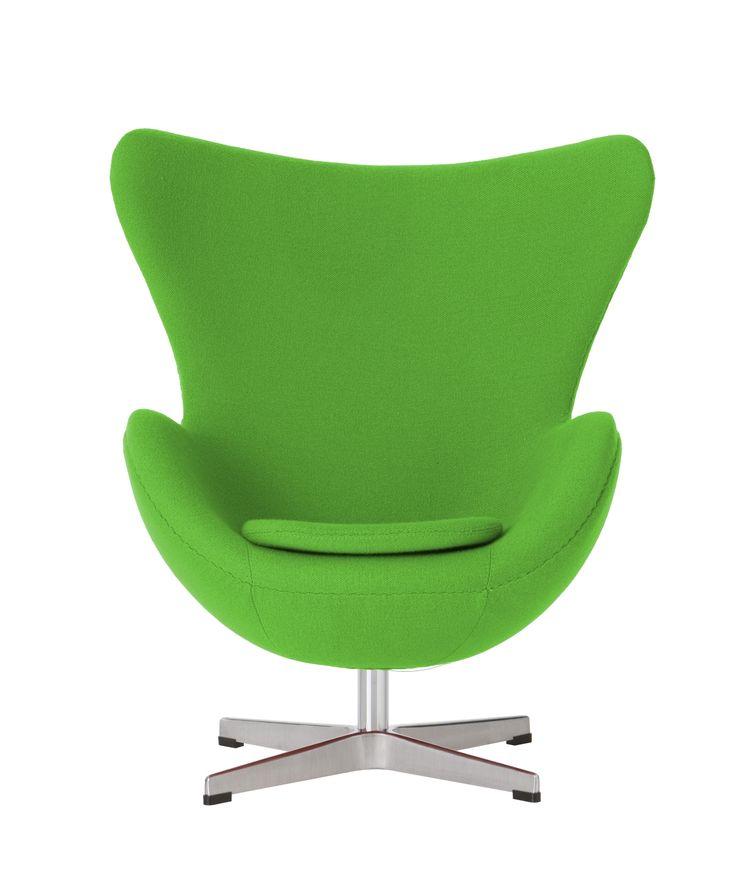 Die 60 besten ideen zu egg chair arne jacobsen auf for How to make an egg chair