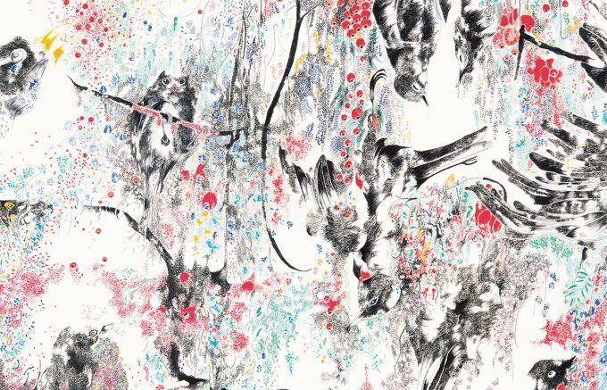 Am Anfang war die Kirschbaumblüte | GABRIELA OBERKOFLER