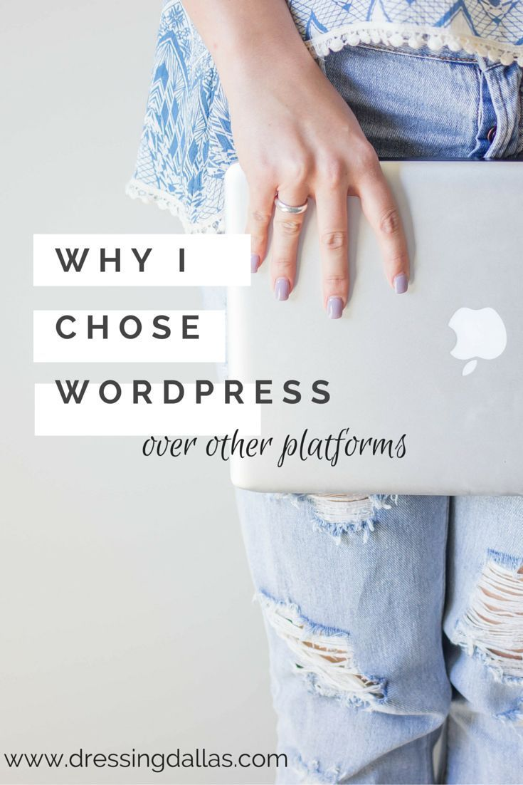 blog should wordpress tumblr blogger squarespace