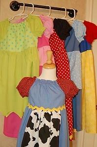 Lot of 6 Custom Boutique Disney Princess Dress Up Costumes Cinderella Minnie Tinkerbell