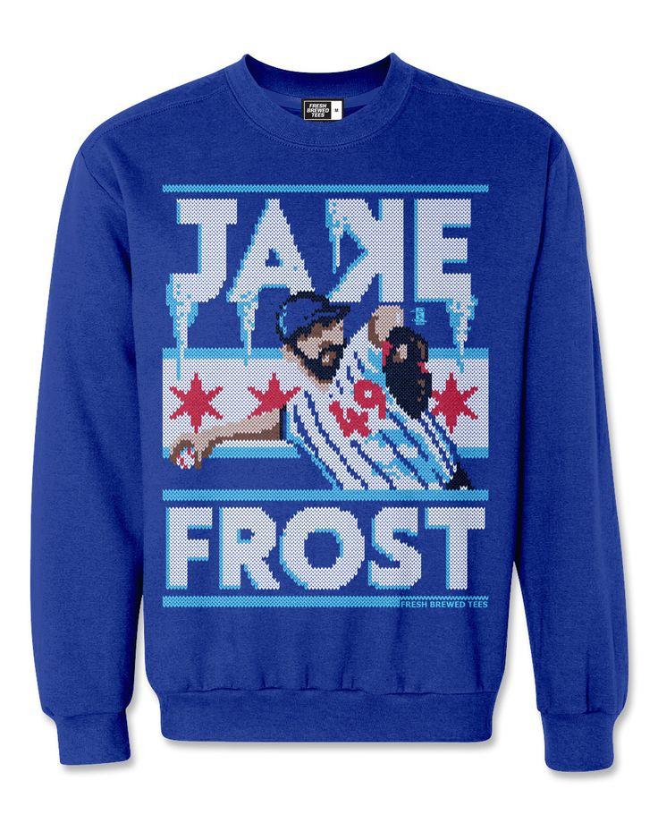 Jake Arrieta Jake Frost Ugly Sweatshirt