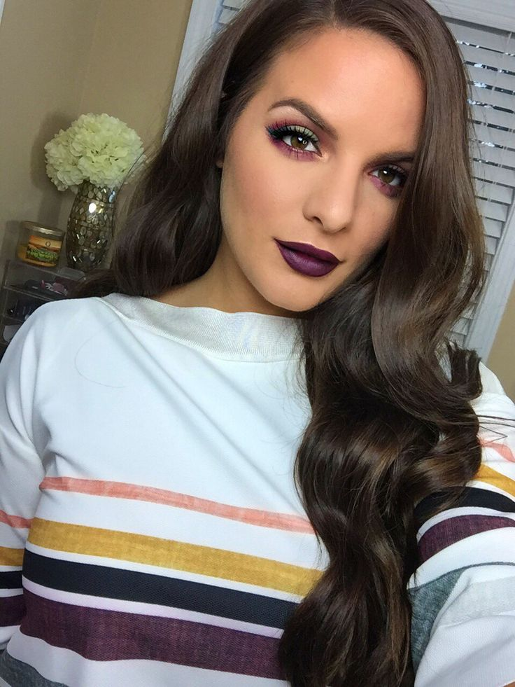 #fallmakeup #caseyholmes Fall Makeup 2015 literally obsessed with her