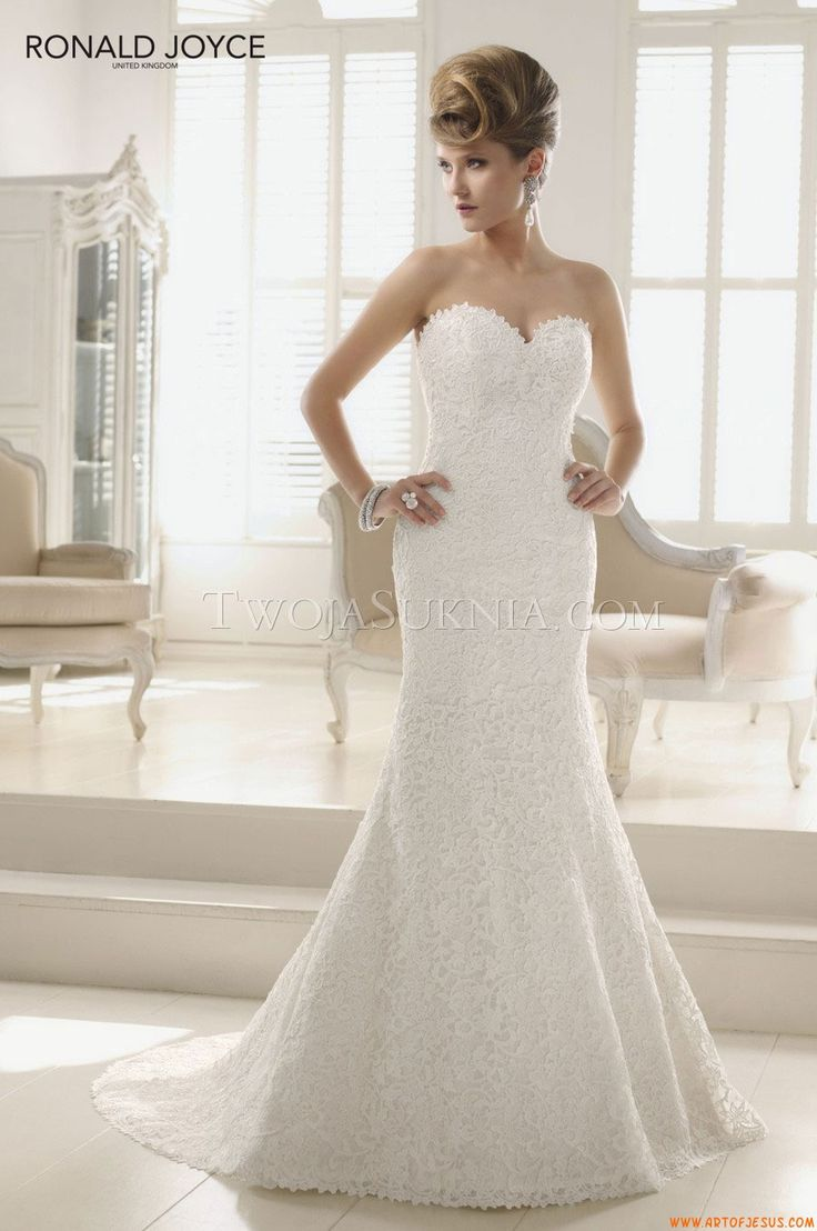146 best wedding dresses ronald joyce images on pinterest for Ronald joyce wedding dresses prices