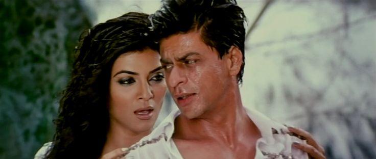 Shah Rukh Khan in Main Hoon Na