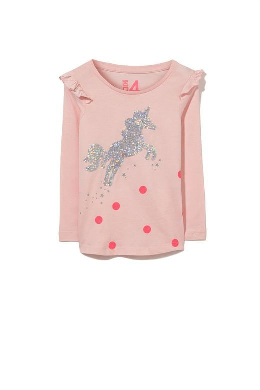 anna ls applique tee