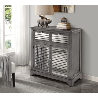 Shop for Gallerie Decor Summit Two-drawer Cabinet. Get free shipping at Overstock.com - Your Online Furniture Outlet Store! Get 5% in rewards with Club O!
