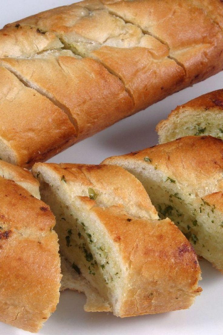 Awesome Garlic Bread Recipe