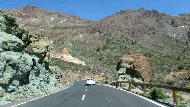 Canary Islands - Tenerife -  On the road - Part. 1