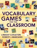 English Vocabulary Games for the ESL / ELL Classroom