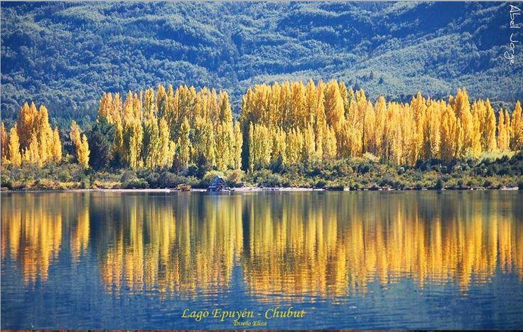 Lago Epuyen - Chubut
