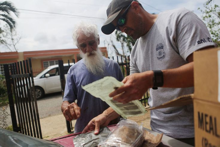 FEMA fail: $156 million contract awarded to one-person company with no disaster relief experience. People were going hungry in Puerto Rico after Hurricane Maria, and this is who got a $156 million Federal Emergency Management Agency contract to deliver 30 million meals in a matter of weeks:      [Tiffany] Brown, who is adept at navigating the...