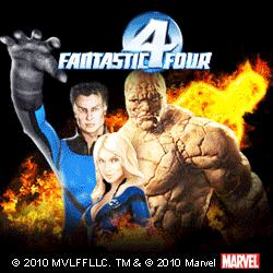 The Fantastic Four Video Slot Game Review |