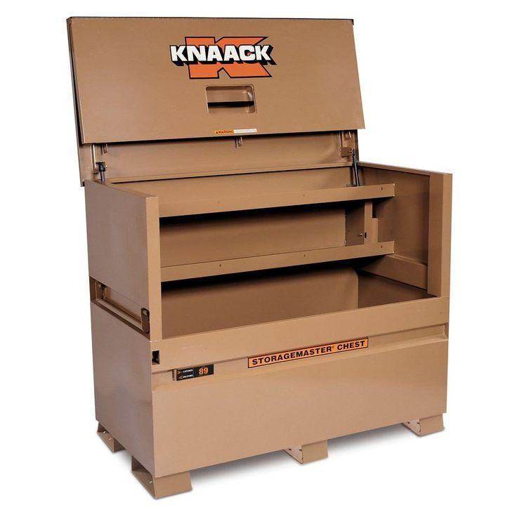 Storagemaster 60 in. x 30 in. x 49 in. Chest