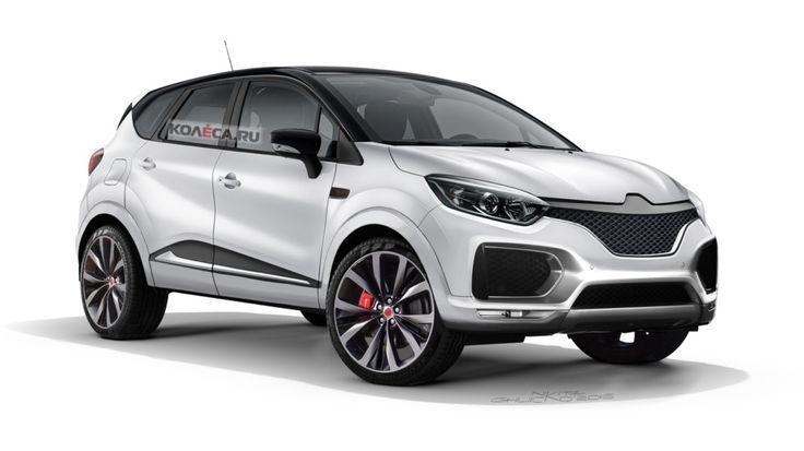 Карельские вести Дерзкий бюджетник: Renault Kaptur в премиальном тюнинге Авто