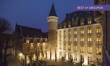 Hotel Dukes' Palace à Bruges : Séjour romantique 5* à Bruges: #BRUGES 159.00€ au lieu de 314.00€ (49% de réduction)