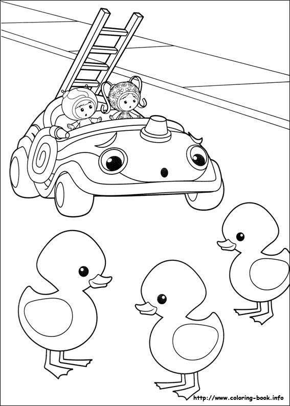 umizoomi coloring picture   coloring and activities   pinterest - Chester Raccoon Coloring Page