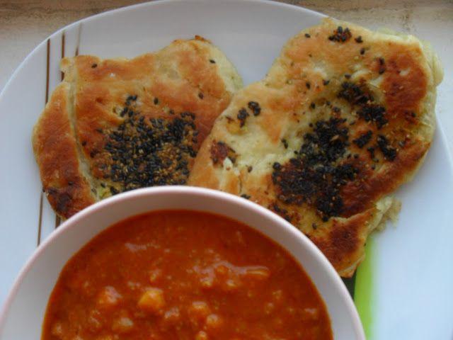 I can't believe it's vegan: tradycyjny indyjski chlebek naan