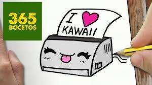 Resultado de imagen para dibujos kawaii faciles comida | https://lomejordelaweb.es/