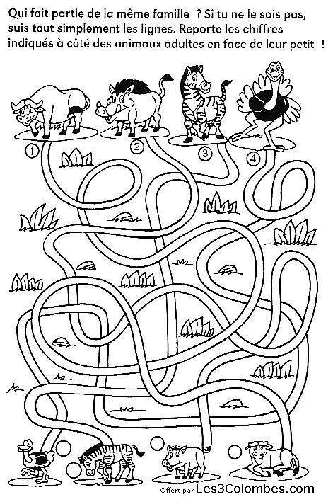 labyrinthe imprimer 17
