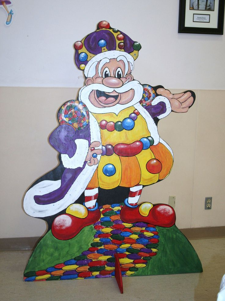 Candyland King Candy 17 Best images about c...