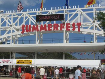 Summerfest Milwaukee