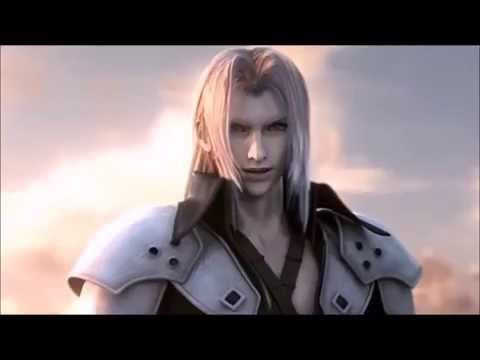 SEPHIROTH   ONE WINGED ANGEL