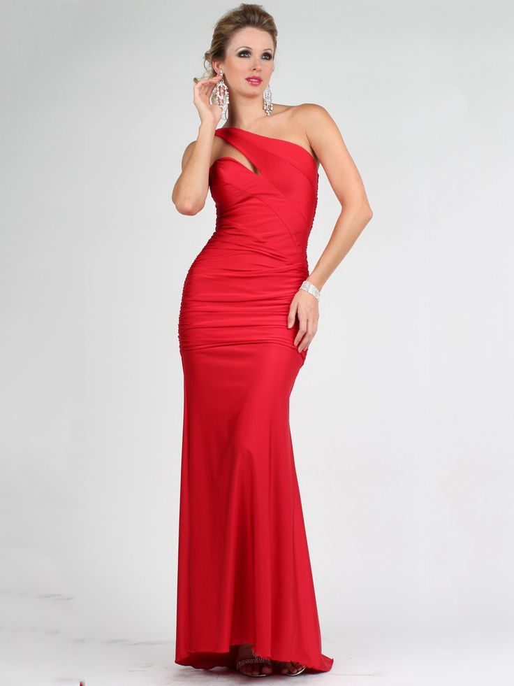 51 best Top 50 Scarlet-Red Bridesmaid Dresses images on ...