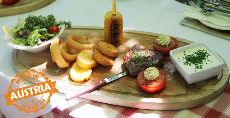 Saftiges Filetsteak aus dem Braurestaurant IMLAUER Salzburg
