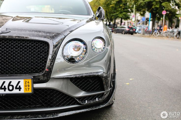 Bentley Mansory Continental GTC 2016 Collage Edition 9