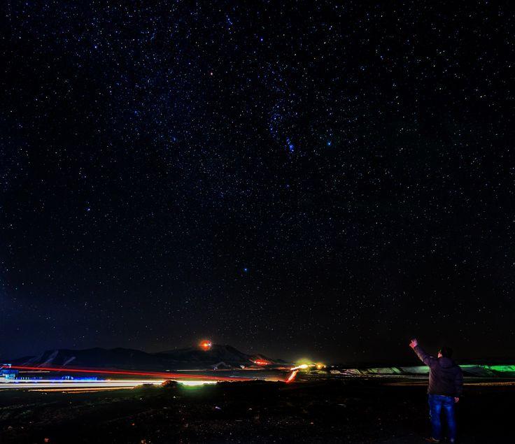 A night full of stars! by Aziz Nasuti on 500px