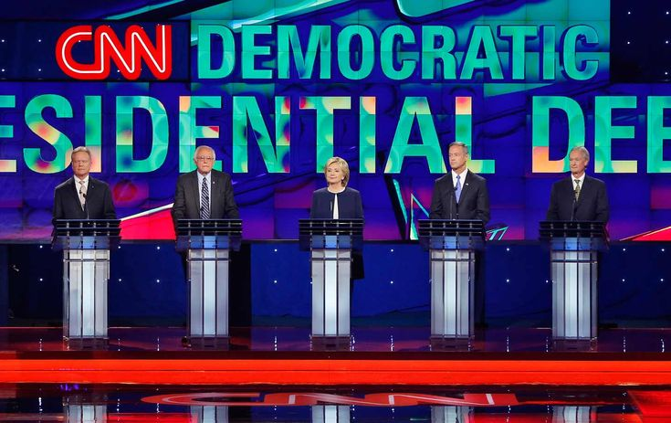 What happened in Vegas should not stay in Vegas. The reviews are in from the first debate among the Democratic presidential candidates, and they're positive. Viewership topped 15 million, a record for debating Democrats.