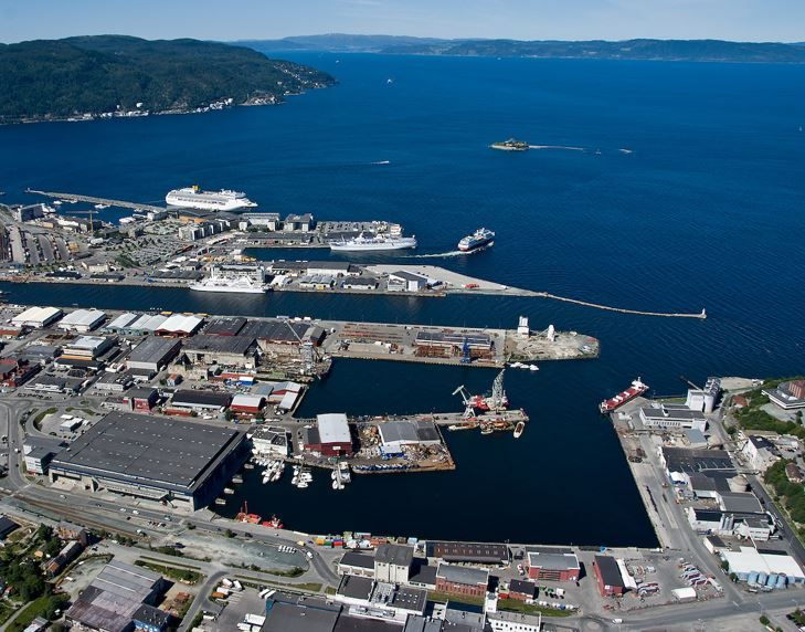 trondheim port - Google Search