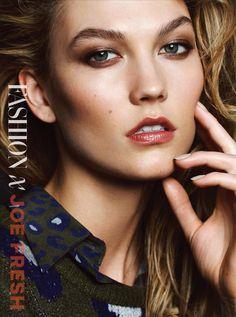 Karlie Kloss FASHION Magazine September 2016 Photoshoot