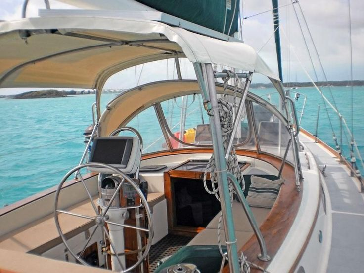 1981 Gulfstar Center Cockpit Sloop Sail Boat For Sale   www yachtworld com. 17 Best images about Boats on Pinterest   Yacht for sale  Masons