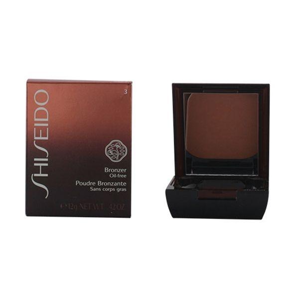 Shiseido - BRONZER oil-free powder 03 dark fonce 12 gr Shiseido 35,26 € https://shoppaclic.com/trucco-e-basi/6176-shiseido-bronzer-oil-free-powder-03-dark-fonce-12-gr-0730852107410.html