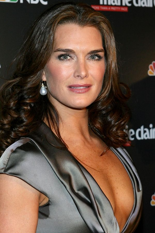 Brooke Shields Born May 31, 1965 Is An American Actress