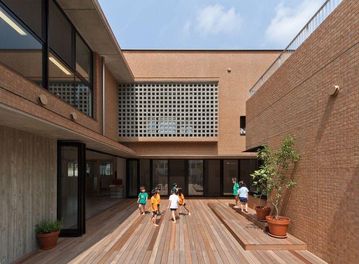 Galeria - Berçário e Jardim de Infância Hanazono / HIBINOSEKKEI + Youji no Shiro - 9