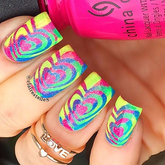 16 Super Cool Ombre Gradient Nail Art Tutorials: 13720 Best Images About Nails On Pinterest